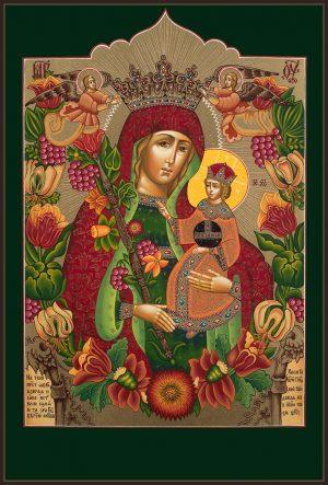 купить икону Божией Матери Благоуханный Цвет