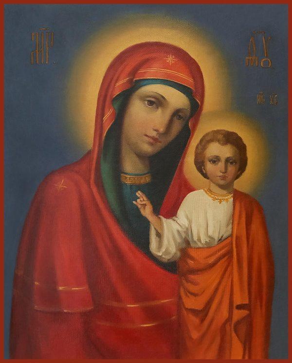 Казанская икона Божией Матери купить