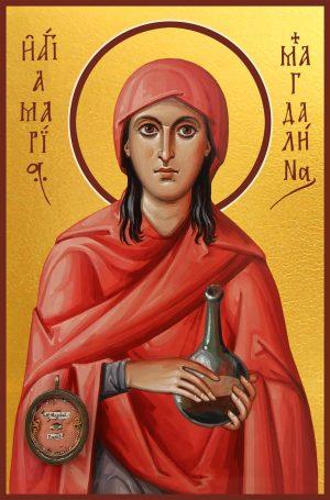купить икону святой Марии Магдалины