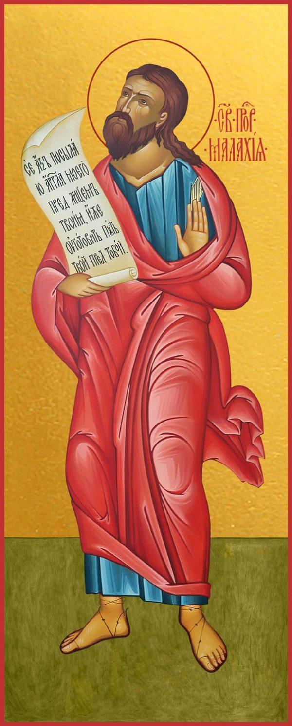купить икону Малахия пророк