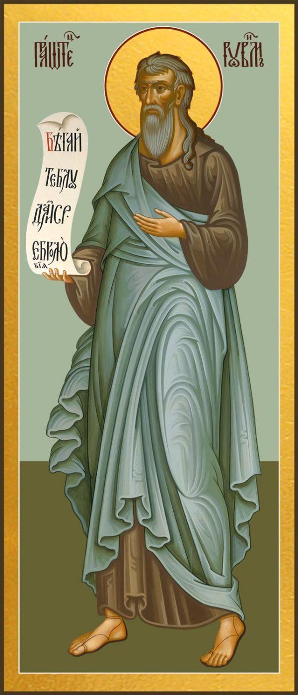 купить икону Рувим праотец