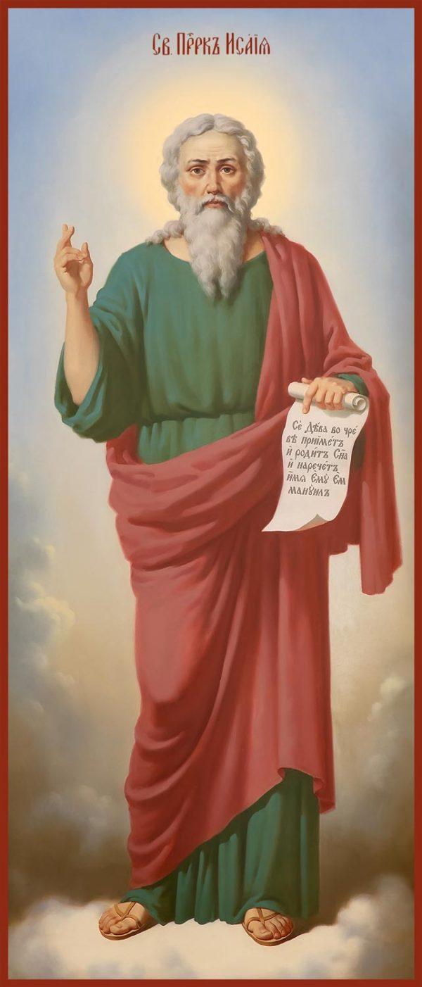 купить икону Исаии пророка