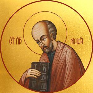 купить икону Моисей пророк