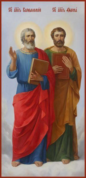 купить икону Варфоломей и Фома апостолы