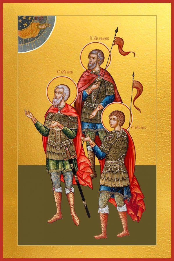 купить икону Тарах, Пров и Андроник мученики