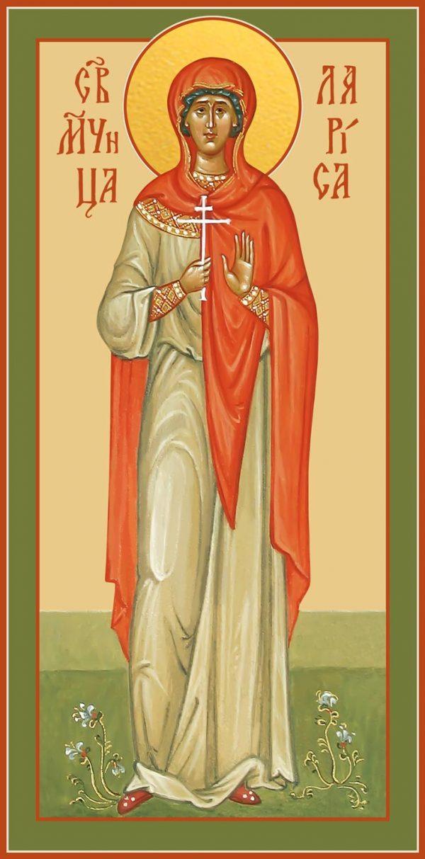 Купить икону святой Ларисы