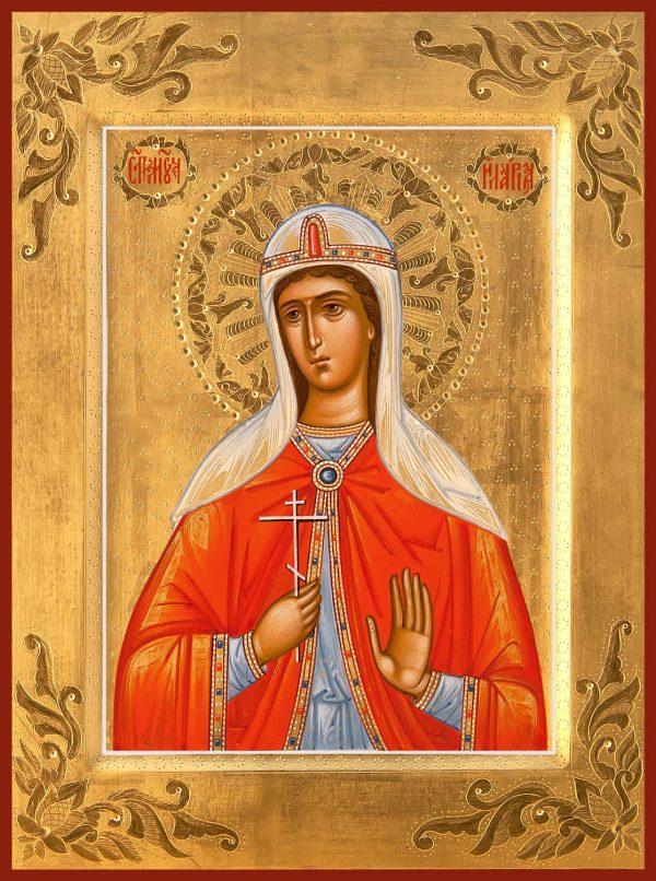 купить икону святой Иларии Римской, мученицы