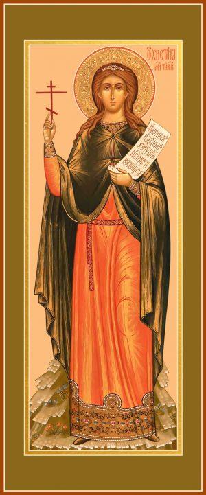 купить икону Христины (Кристины) Тирской, мученицы