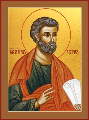 купить икону апостола Петра