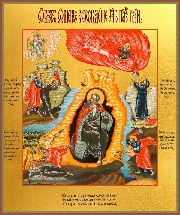 купить икону Илия (Илья) пророк