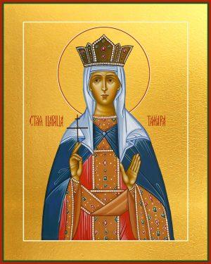 купить икону Тамары благоверной царицы
