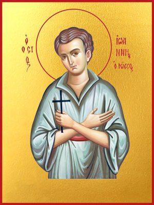 купить икону Иоанна Русского