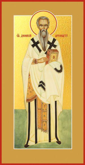 купить икону святого Дионисия Ареопагита, священномученика