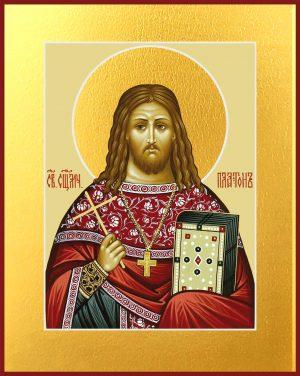 купить икону Платона священномученика