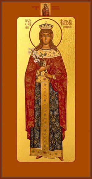 купить икону Анастасии Романовой страстотерпицы, царевны
