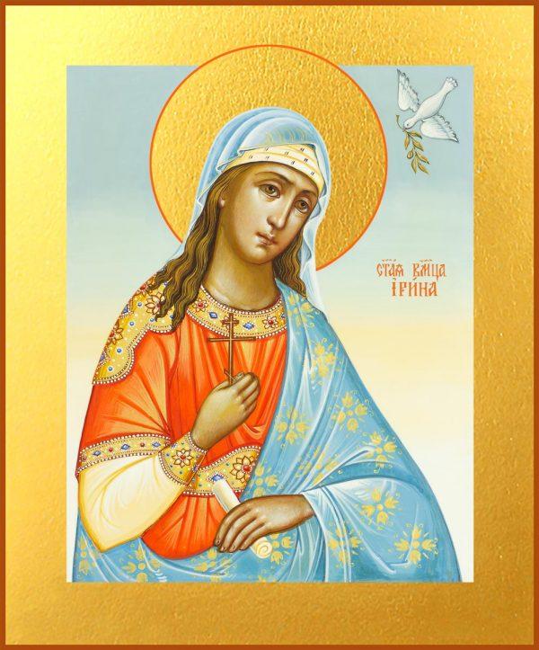 купить икону святой Ирины великомученицы