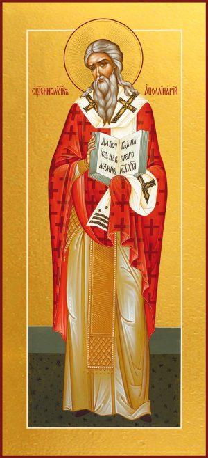 купить икону святого Аполлинария Равеннского