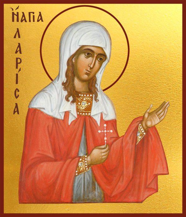 купить икону святой Ларисы Готфской
