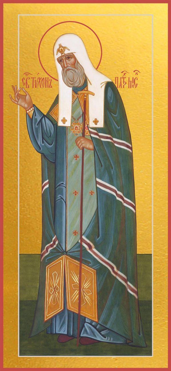 купить икону Тихона патриарха Московского