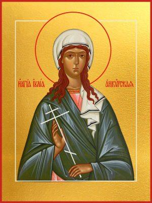 купить икону святой Иулии Анкирской