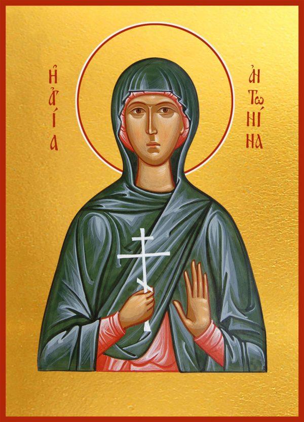 купить икону святой Антонины Никейской