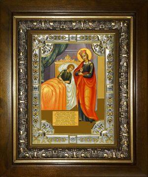 купить икону Божия Матерь Целительница