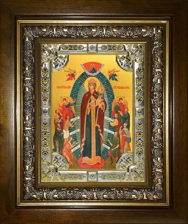 купить икону Божьей Матери Всех скорбящих Радость