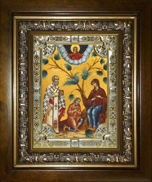 купить икону Беседная икона Божией Матери