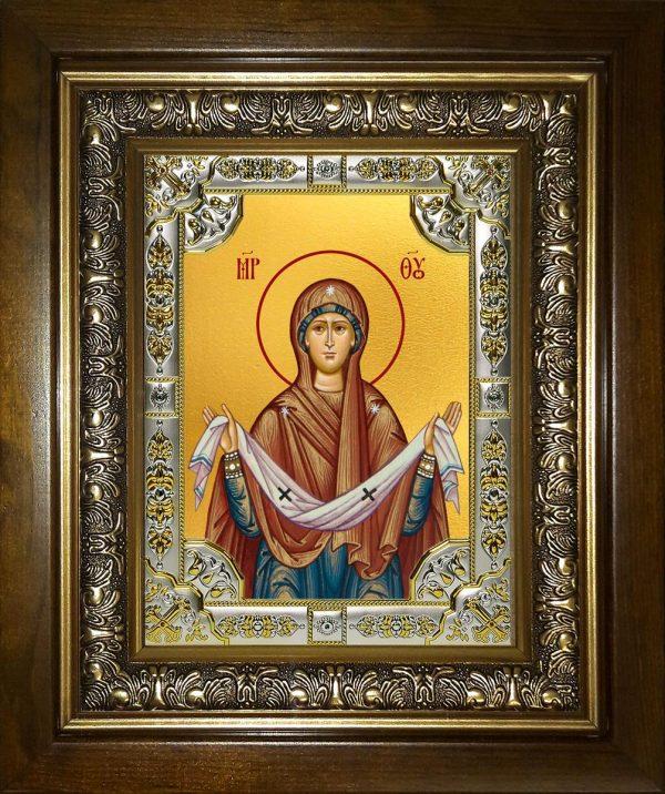 купить икону Покров икона Божией Матери