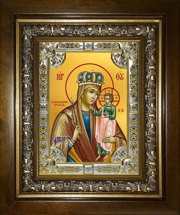 купить икону Божьей Матери Призри на смирение