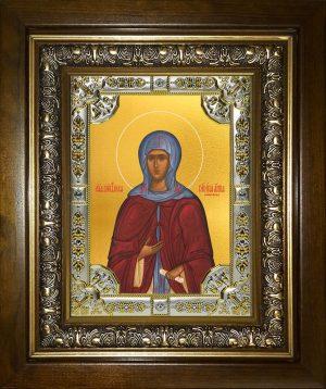 купить икону Анна Кашинская благоверная великая княгиня