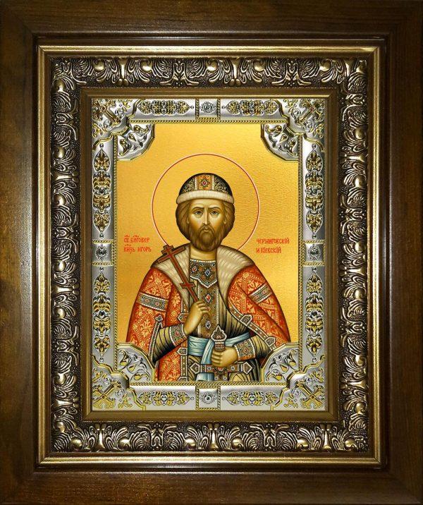 купить икону Игорь Черниговский
