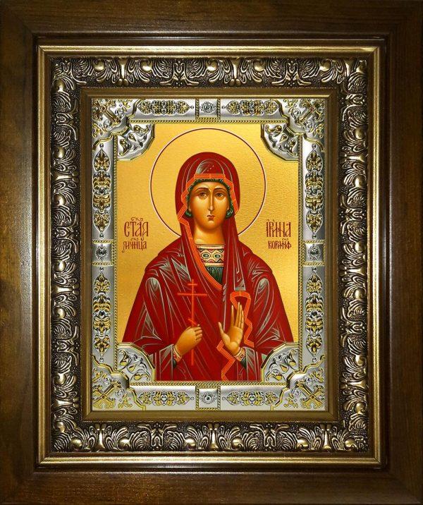 купить икону Ирина Коринфская мученица