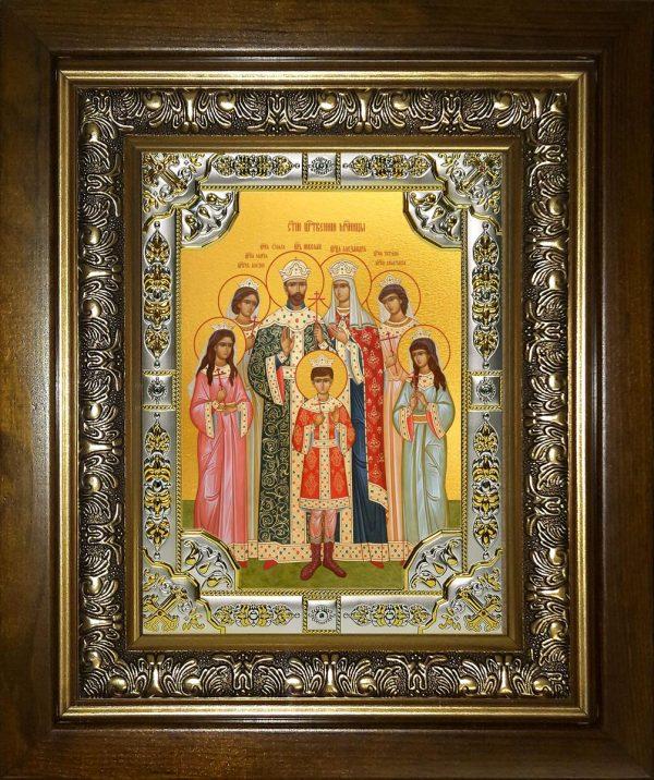 купить икону святые Царственные страстотерпцы