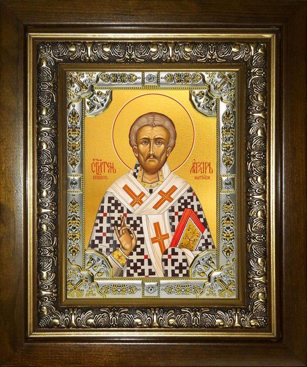 купить икону Лазарь Четверодневный, Китийский, епископ