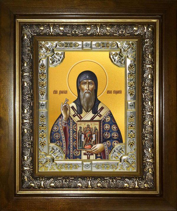 купить икону святой Дионисий Суздальский