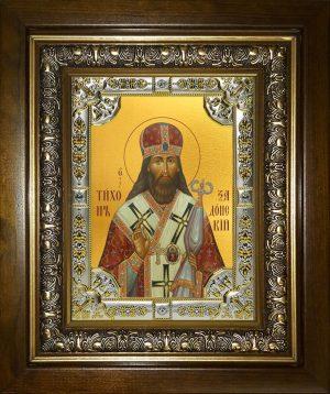 купить икону святой Тихон Задонский
