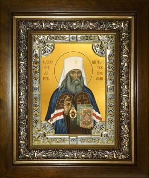купить икону святой Филарет (Дроздов), митрополит Московский и Коломенский