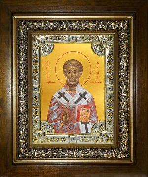 купить икону святой Климент папа Римский