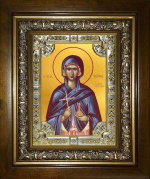 купить икону Марфа Вифанская праведная, мироносица