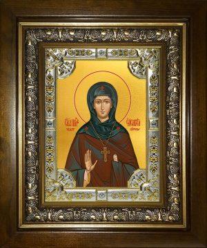купить икону Елизавета, Елисавета чудотворица,игумения Константинопольская преподобная