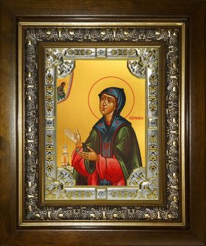 купить икону Евфросиния Суздальская благоверная княгиня
