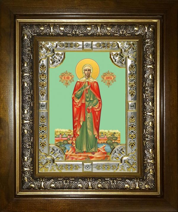 купить икону Валерия мученица