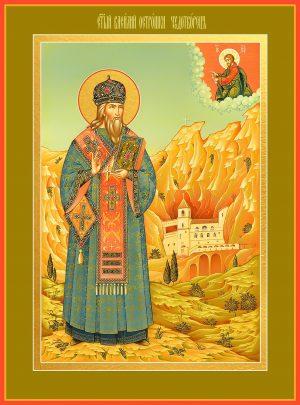 купить икону святого Василия Острожского