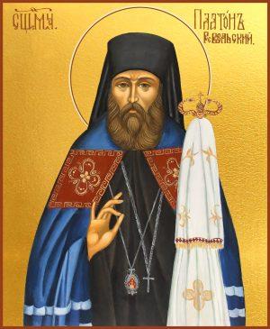 купить икону святого Платона Ревельского