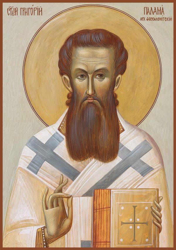 купить икону святого Григория Паламы