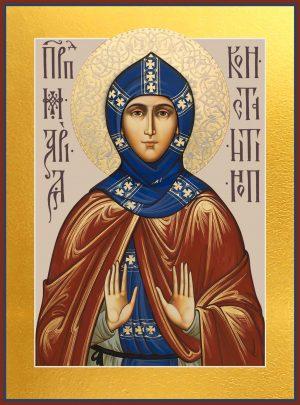 Марии Константинопольской