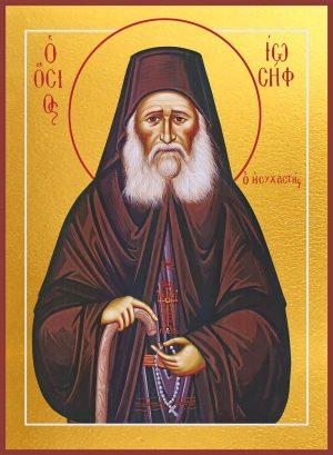 купить икону святого Иосифа Исихаста