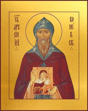 купить икону святого Арсения Коневского