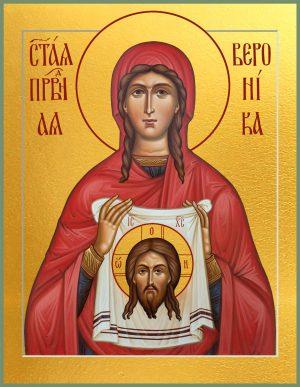 купить икону святой Вероники праведной